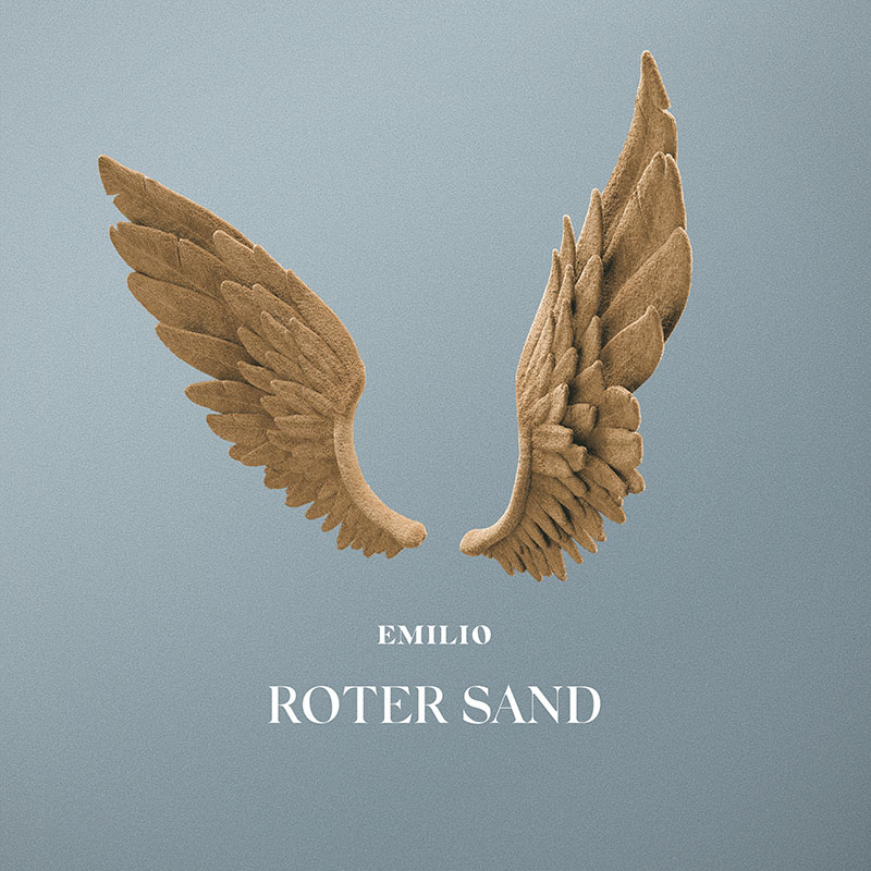 Cover - Roter Sand
